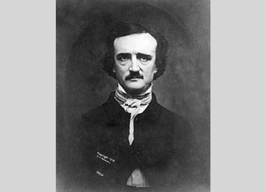 10 Frases de Edgar Allan Poe, el Padre de la Novela Policíaca