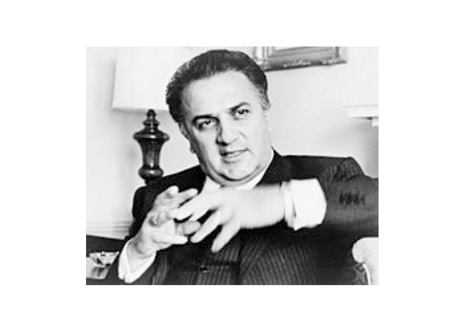 5 Frases de Federico Fellini, el mejor director