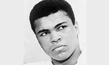 11 frases de Muhammad Ali, el más grande