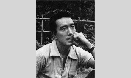 5 Frases de Yukio Mishima sobre el amor y la vida