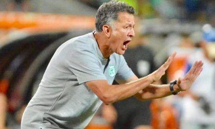 ¡Se quedaron cortos! Dos meses de suspensión a Juan Carlos Osorio