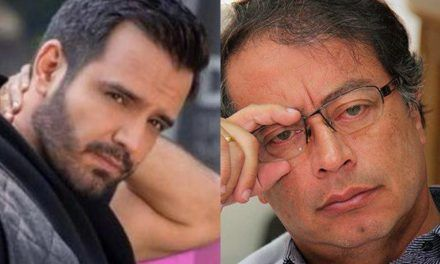 El actor Jorge Cárdenas se despacha en contra de Gustavo Petro, y el líder de la Colombia Humana le responde