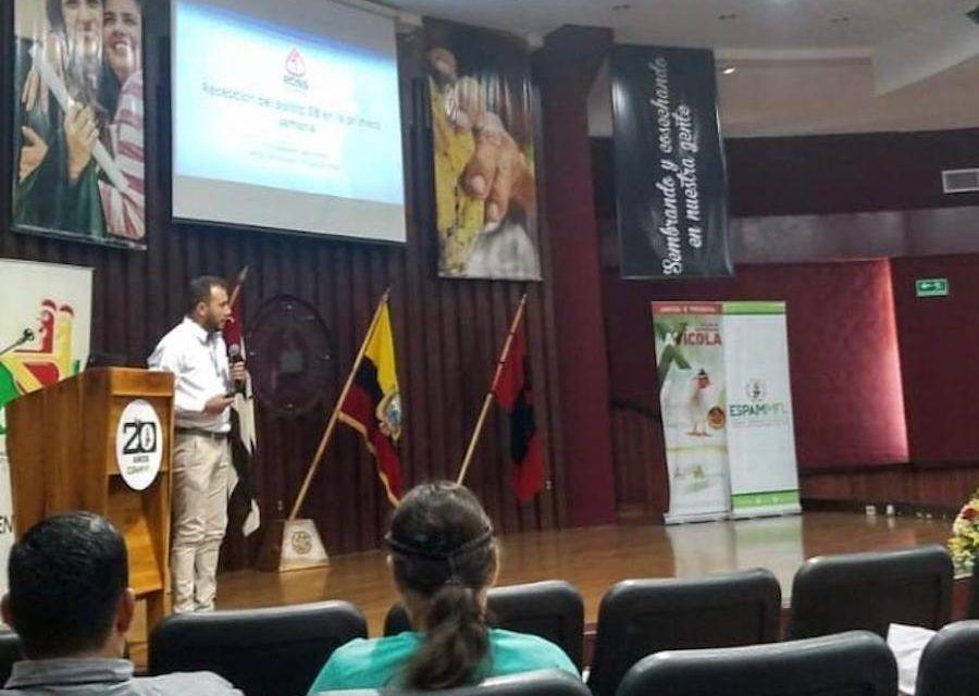 Colombia presente en el X Taller de Capacitación Avícola de AMEVEA Ecuador