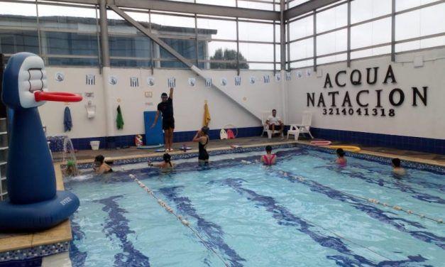 Llega a Chía una de las mejores academias de Natación del País