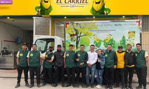 Arepas El Carriel, una historia inspiradora