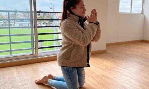 Epa Colombia expresa su mayor deseo en redes sociales