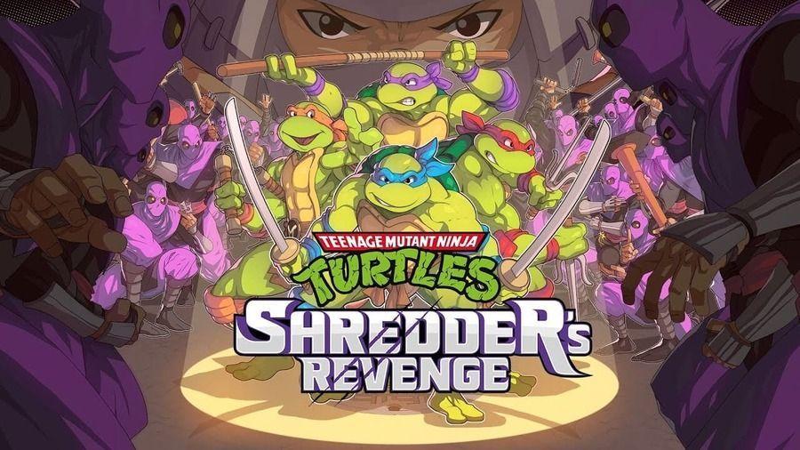 Se retrasa el video Juego de las Tortugas Ninja Shredder's Revenge