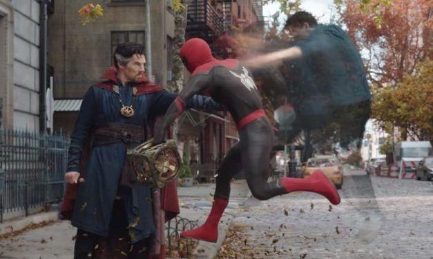Nuevo trailer de Spiderman No Way Home