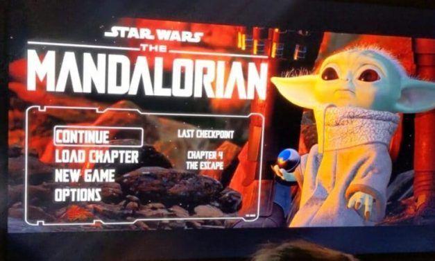 Video Juego de The Mandalorian