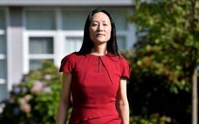 Canadá libera a Meng Wanzhou, la directora financiera de Huawei detenida en el 2018
