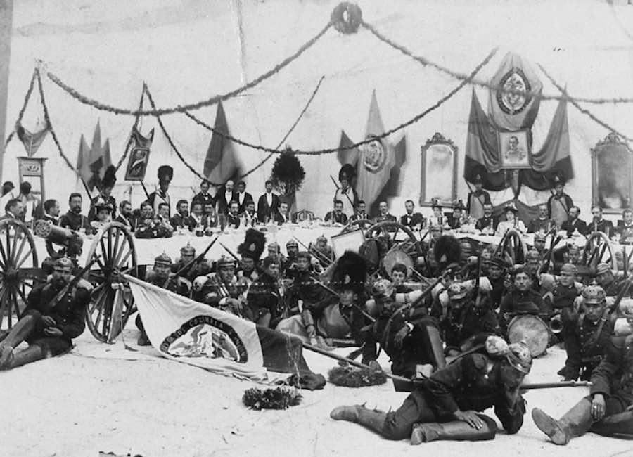 122 años del inicio de la guerra de los Mil días