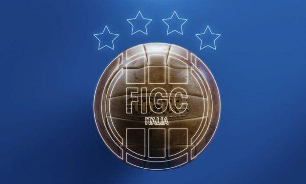 La Federación Italiana de Fútbol tiene nuevo logo institucional inspirado en balones antiguos